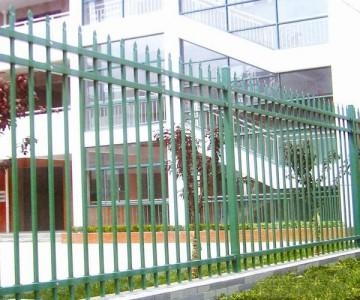镀锌钢制围墙护栏lx-05